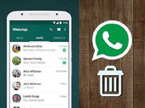 WhatsApp Speicherplatz